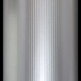 Pale Silver Herringbone
