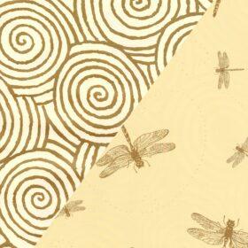 Dragonfly/Swirls