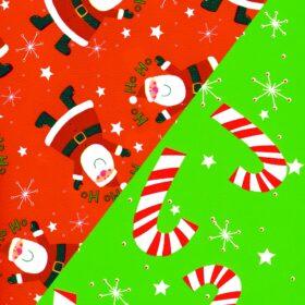 Ho Ho Santa/Stars