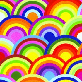 Rainbow Circles