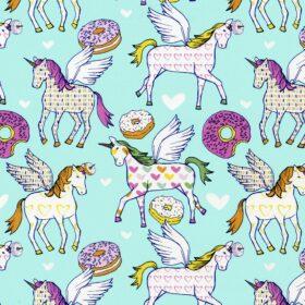 Unicorns Donut Exist