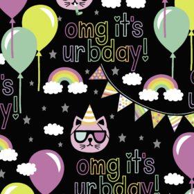 Trendy Birthday