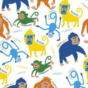 Playful Primates