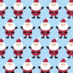 Touchdown Santa