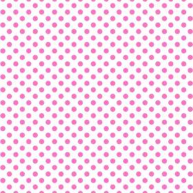 Pink Baby Dots