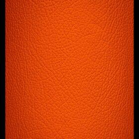 Velvet Orange Embossed
