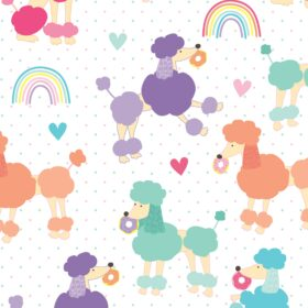 Poodles and Rainbows