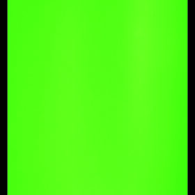 Flourescent Green Velvet