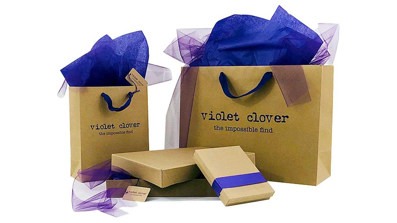 Violet Clover
