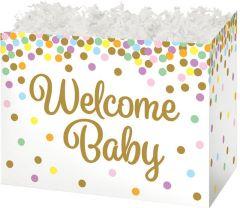 Welcome Baby Confetti